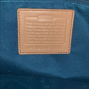Coach Bags - Authentic Mustard Coach Purse